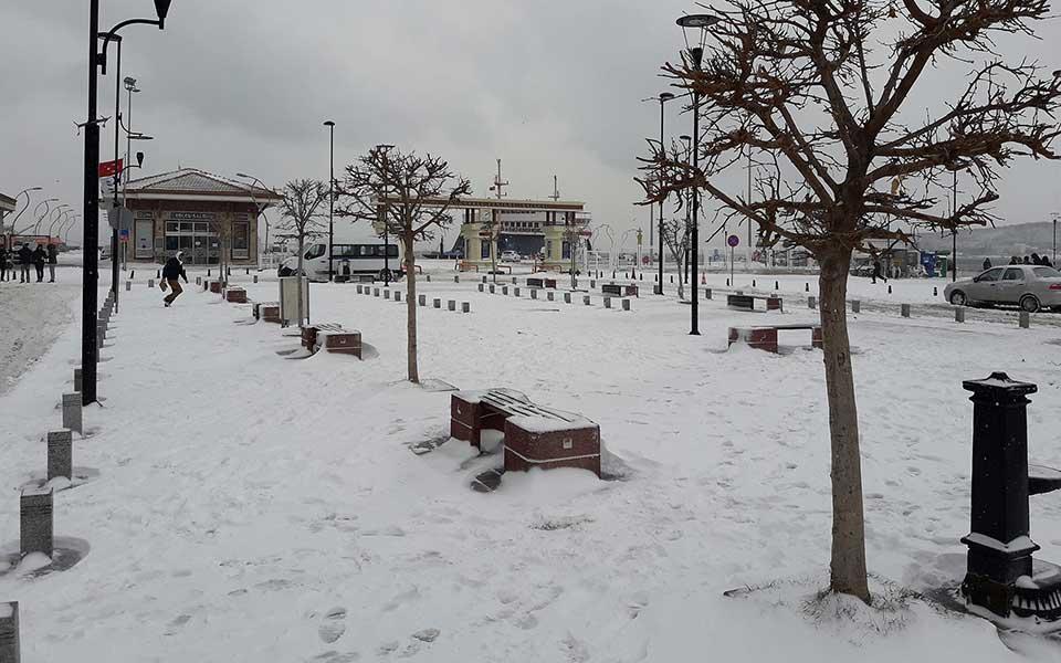 Çanakkale Şehir Merkezi İskele Meydanı